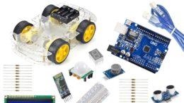 Arduino Robotik Araba Setleri