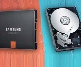 SSD Disk Değişimi
